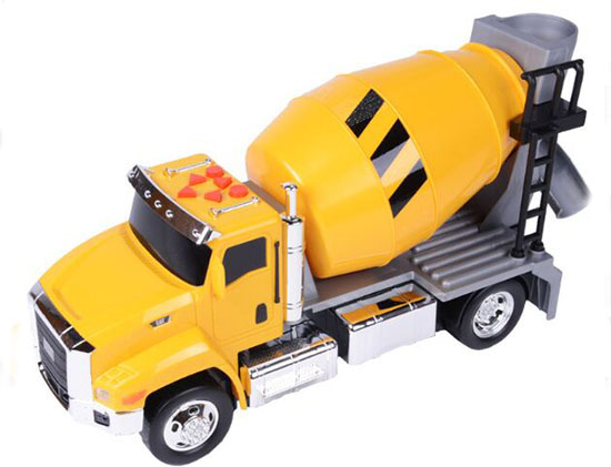 Cat Mixer Truck Toy