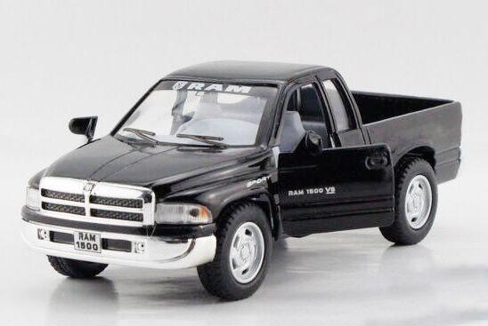 Black / Silver / Green / Red Kids Diecast Dodge Pickup ...